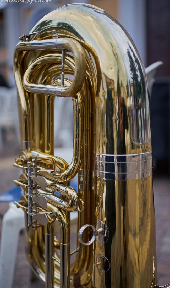 Corpo Musicale Sedrianese - Tuba